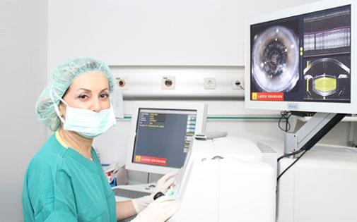 Femtosaniye Lazerle Katarakt Ameliyatı