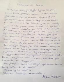 Hocam, Ankara da göz konusunda bir duayendir!